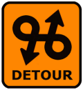 Detour thewrittersallys